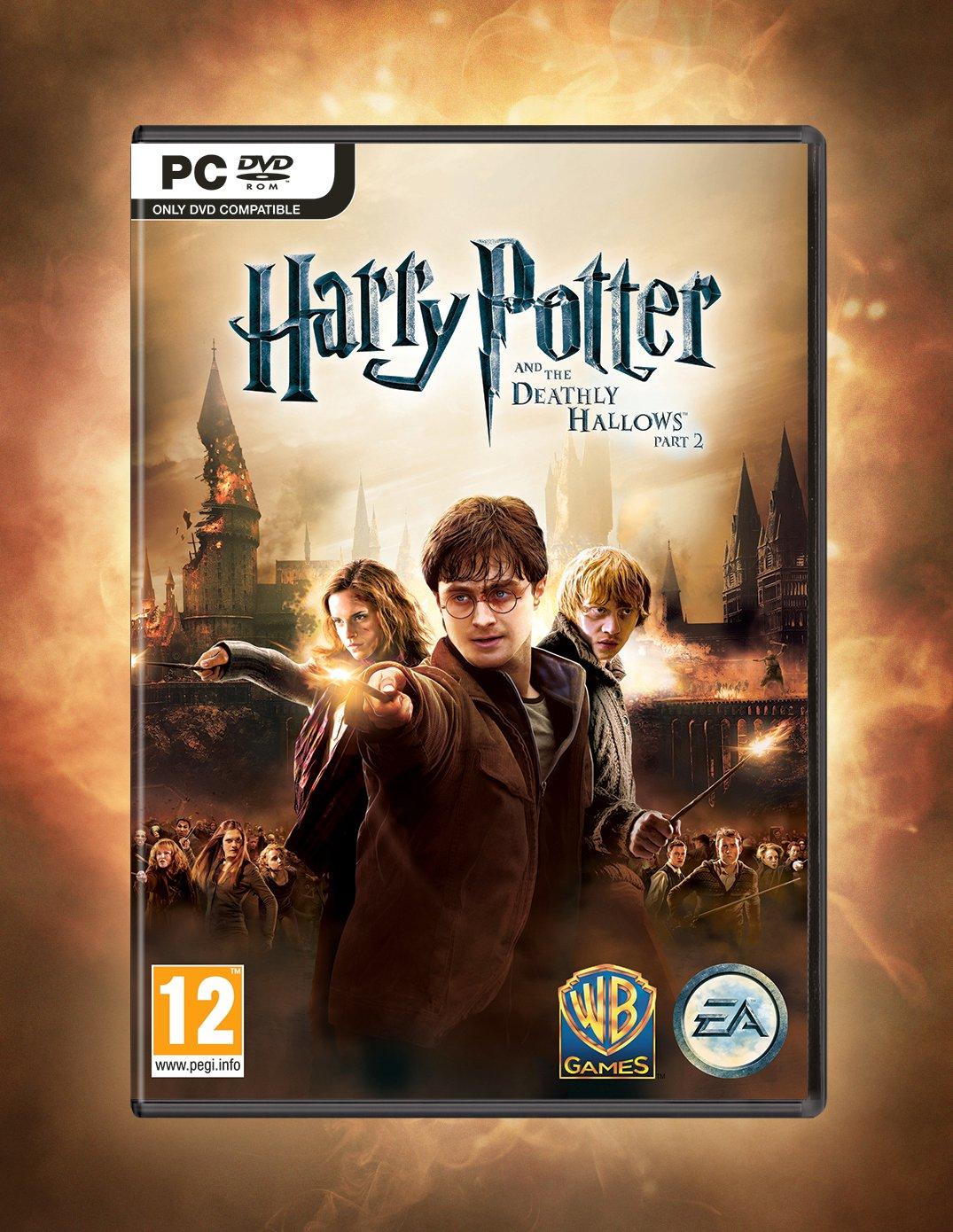 Гарри поттер и дары смерти часть 2 яндекс диск